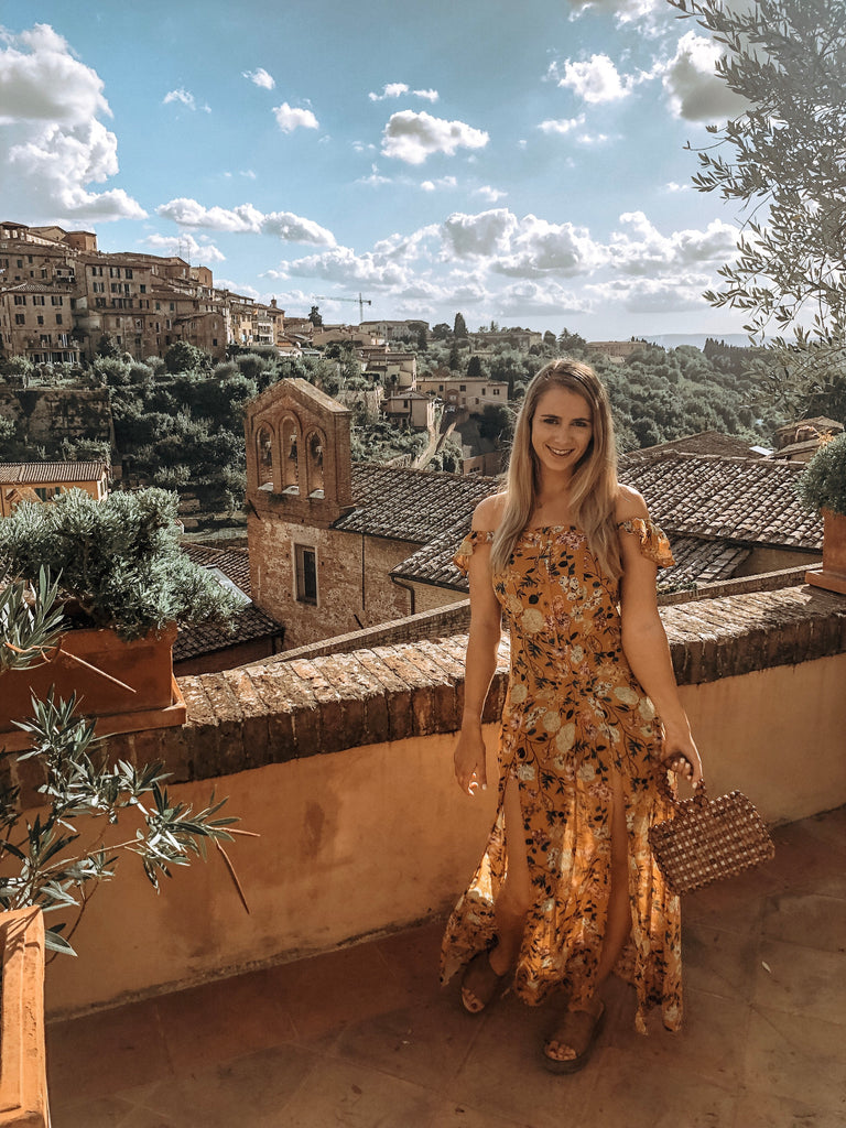 dresses to wear in italy