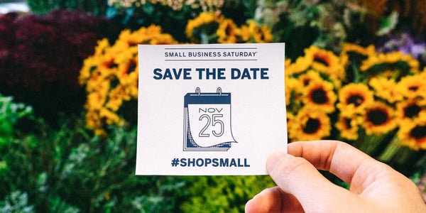 Small Business Saturday: A Jumpstart to Living with Intention