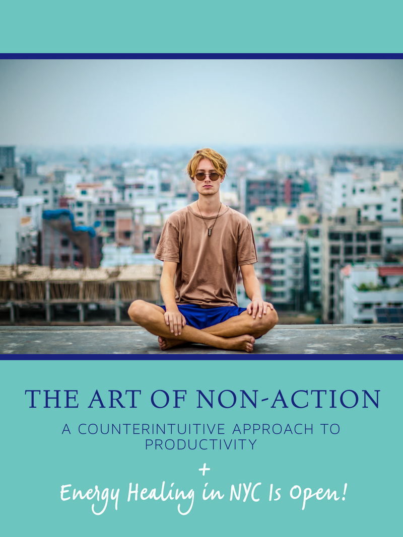 The Art Of Non-Action: A Counterintuitive Approach to Productivity