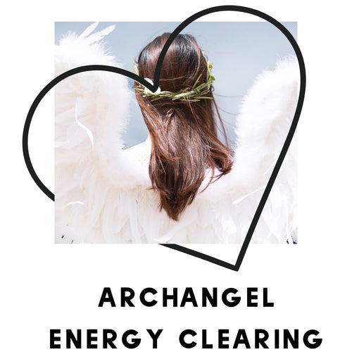 Guided Meditation: archangel energy clearing