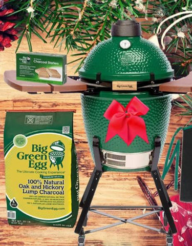 Big Green Egg Holiday Package