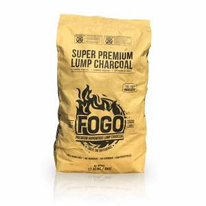 FOGO Super Premium Lump Charcoal