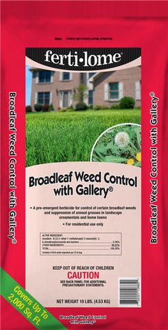 Fertilome Broadleaf Weed Control w/Gallery