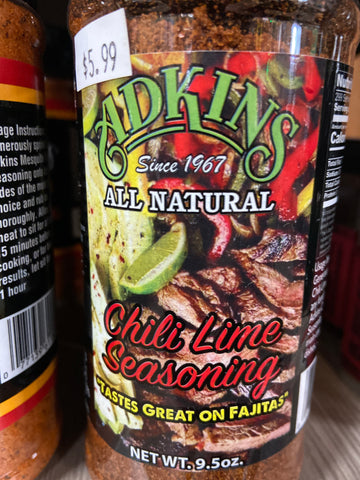 Adkins: Chili Lime Rub