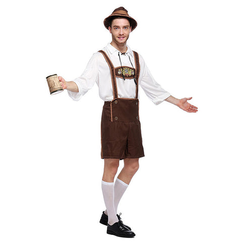 german lederhosen suspenders costume