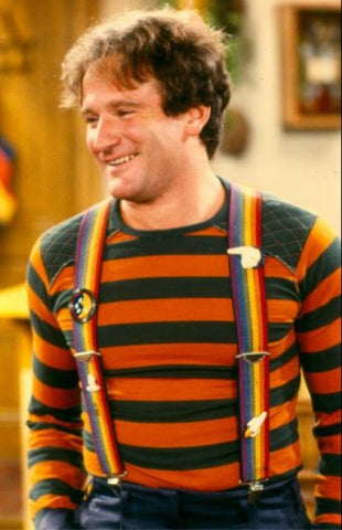 mork and mindy suspenders costume