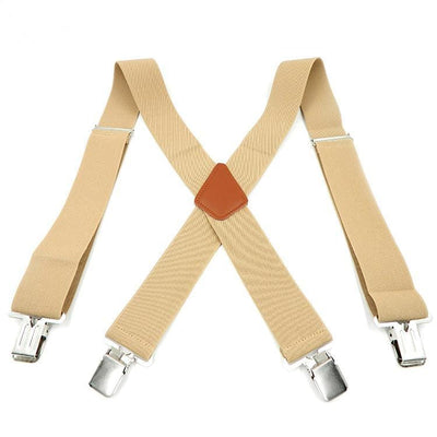 X-Back Logger Suspenders