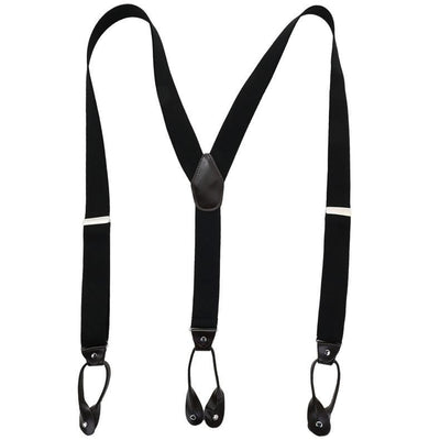 Standard Button Suspenders