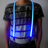 glow in the dark suspenders