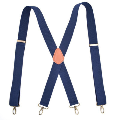X-Back Hook Suspenders