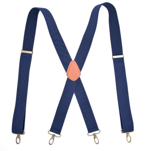 blue hook suspenders