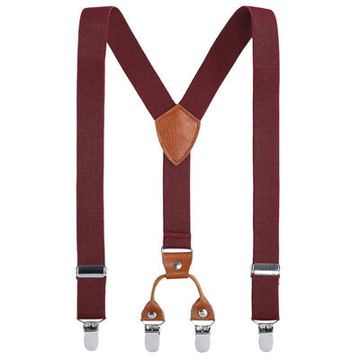 Casual Clip-on Suspenders