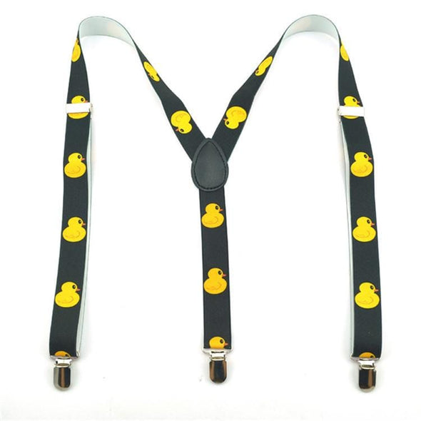duck suspenders