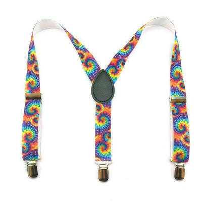 Novelty Kids Suspenders