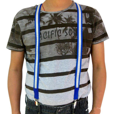 blue light up suspenders