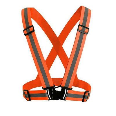 orange reflective suspenders