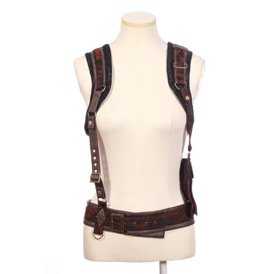 Steampunk Suspenders