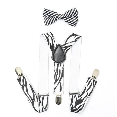 zebra kids suspenders