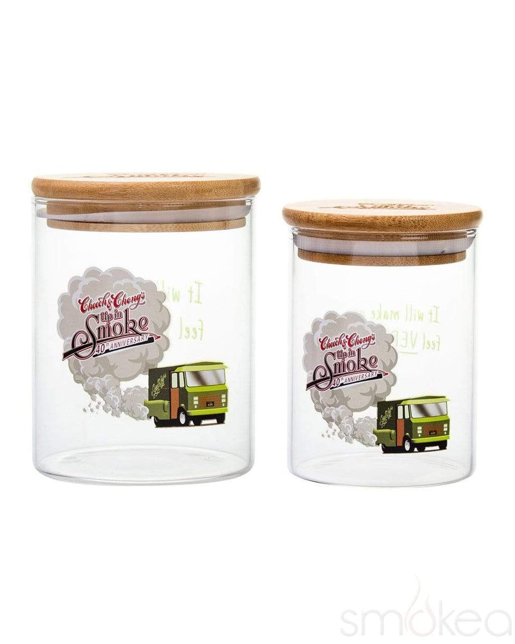 Cheech & Chong's Big Green Van Stash Jar