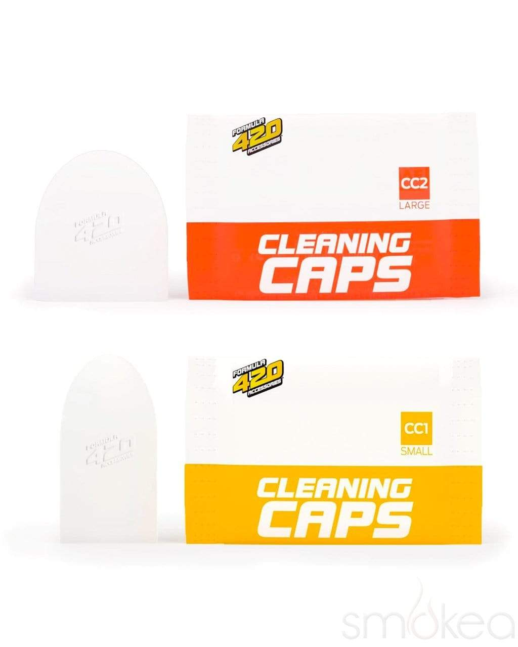 Formula 420 Cleaning Caps (2-Pack) - SMOKEA®