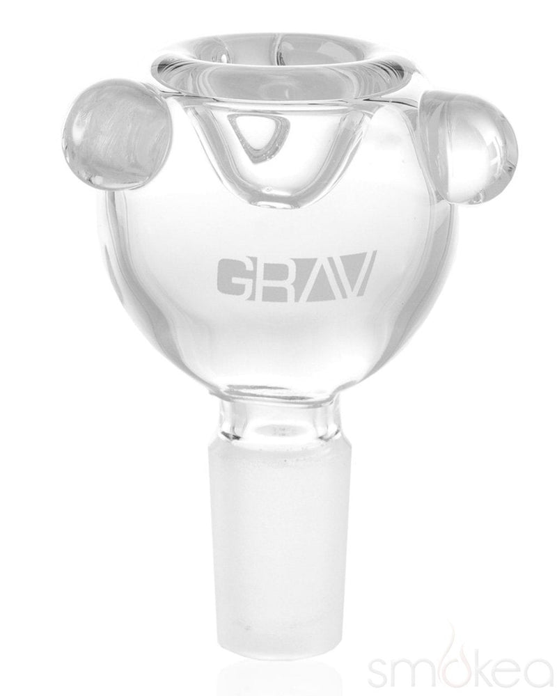 GRAV 14mm Bubble Bowl - SMOKEA