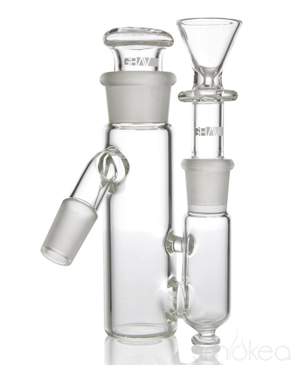 GRAV 18mm 45 Degree Phoenix Ash Catcher - SMOKEA