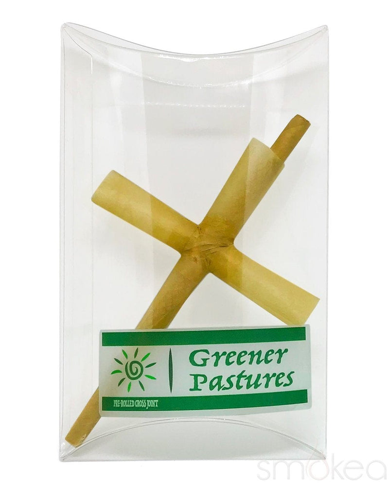 Greener Pastures Pre-Rolled Cross Joint - SMOKEA
