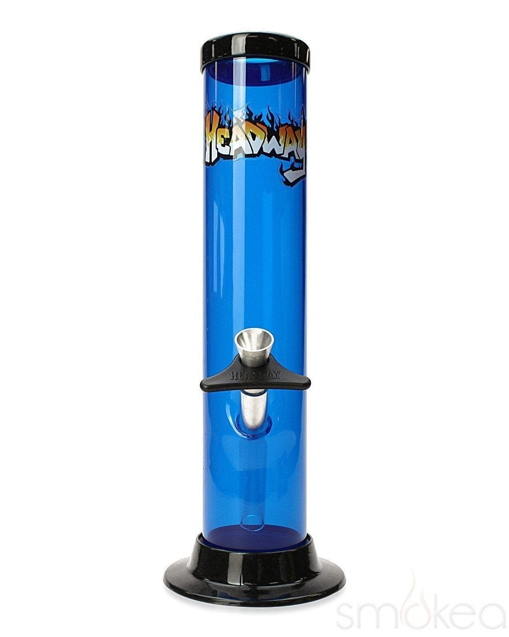 "Headway 10"" Straight Acrylic Bong - SMOKEA®"