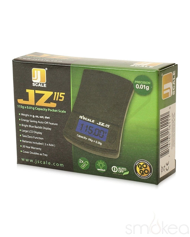 Jennings JZ115 Digital Pocket Scale - SMOKEA®
