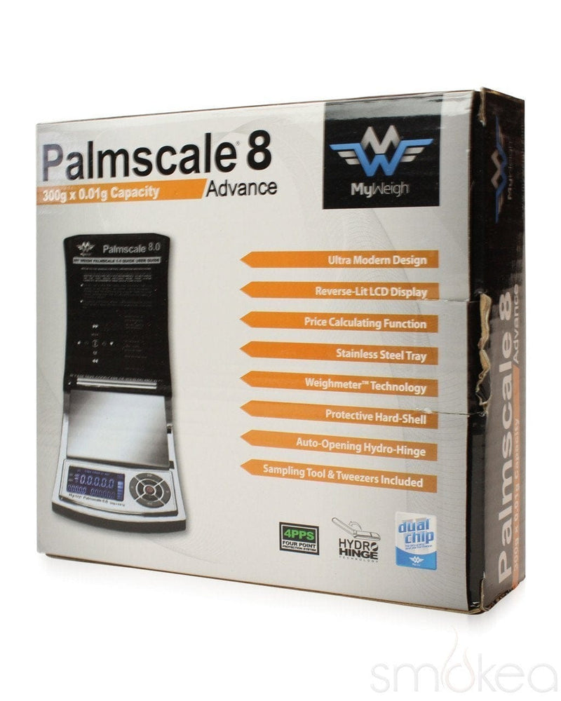 My Weigh Palmscale 8 300 Advanced Digital Scale - SMOKEA®