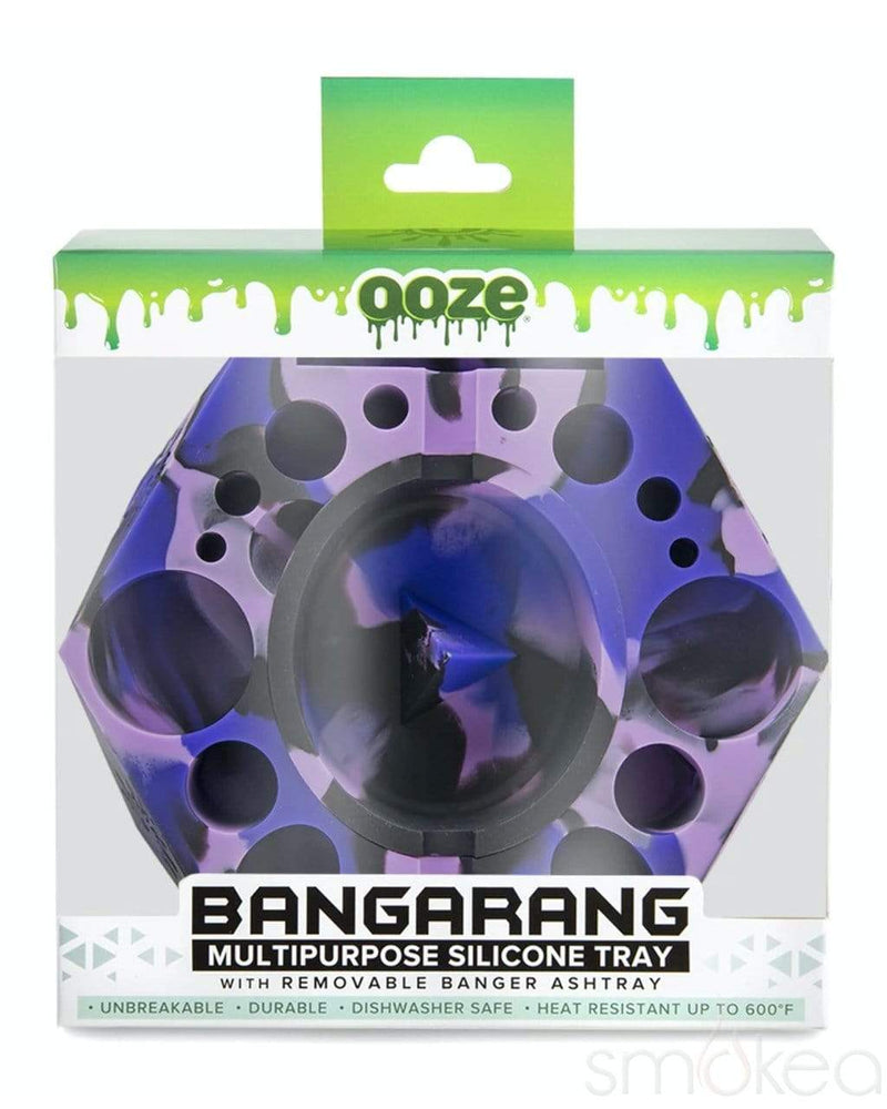 Ooze Bangarang Multipurpose Silicone Ashtray - SMOKEA