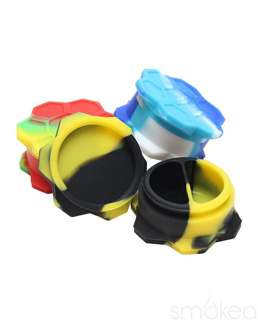 Ooze Honey Pot Silicone Storage Container