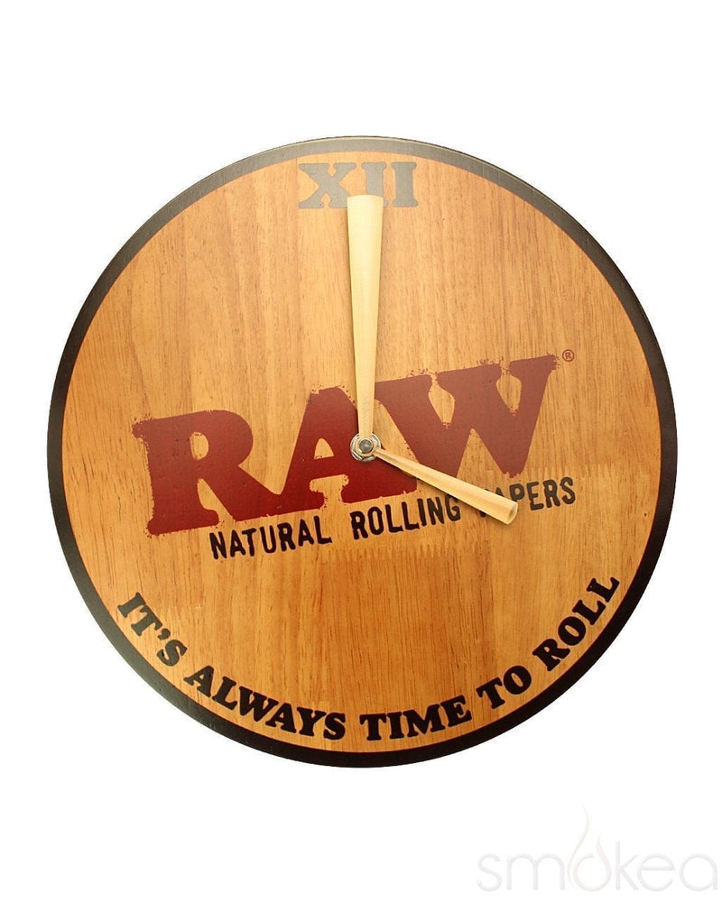 Raw Wall Clock - SMOKEA®