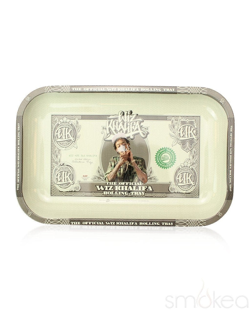 Raw x Wiz Khalifa Small Rolling Tray - SMOKEA®