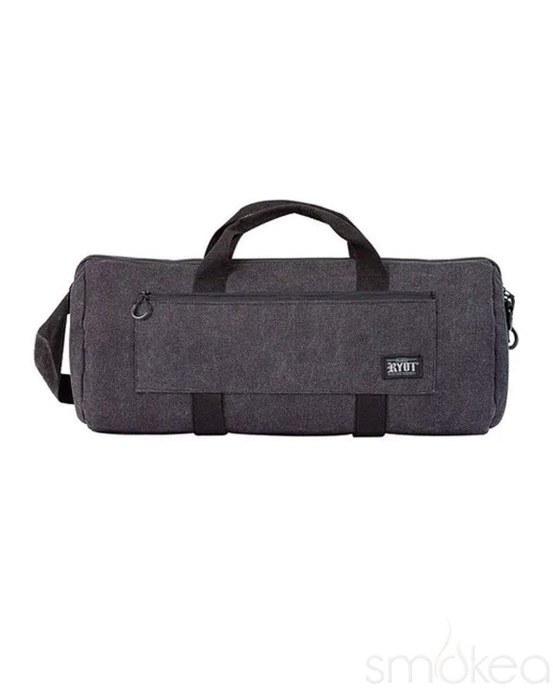 "RYOT 20"" SmellSafe ProDuffle Pipe Case - SMOKEA®"