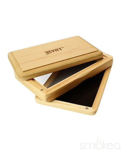RYOT 3x5 Natural Solid Top Box - SMOKEA