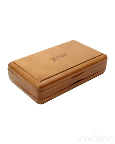 RYOT 3x5 Walnut Solid Top Box - SMOKEA