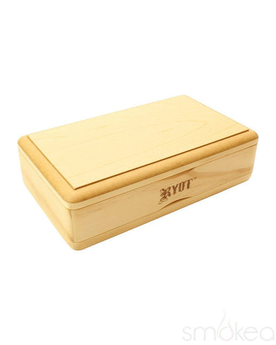 RYOT 4x7 Natural Solid Top Box - SMOKEA