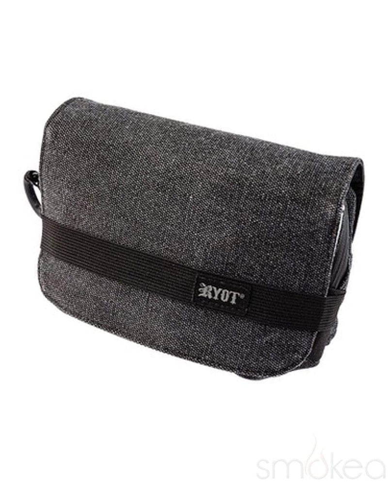 RYOT Piper Carbon Series Pipe Case - SMOKEA