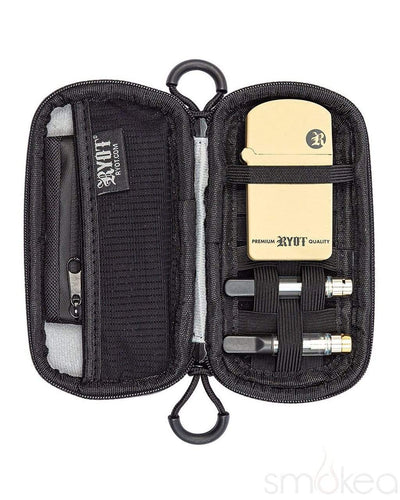 RYOT Slym Case Carbon Series Pipe Case - SMOKEA