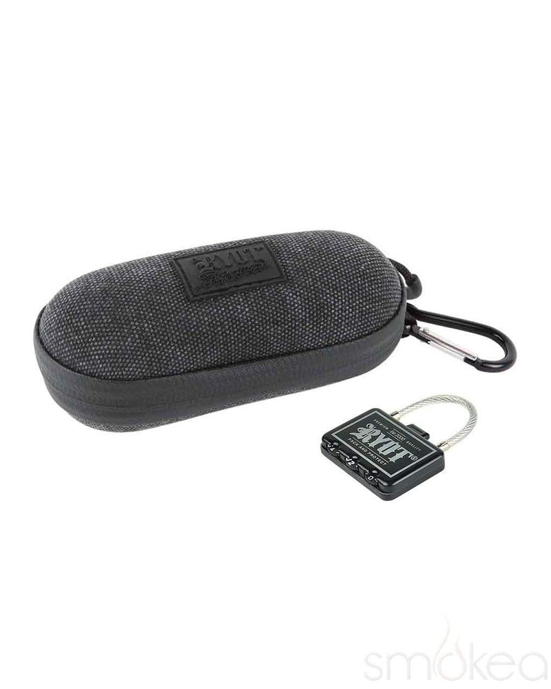 RYOT Small SmellSafe HardCase Pipe Case - SMOKEA