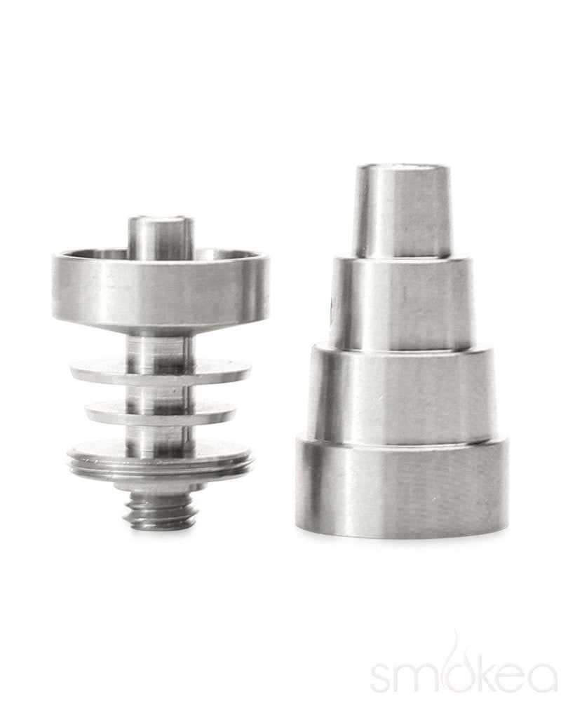 SMOKEA 6-in-1 Universal Domeless Titanium Nail - SMOKEA®