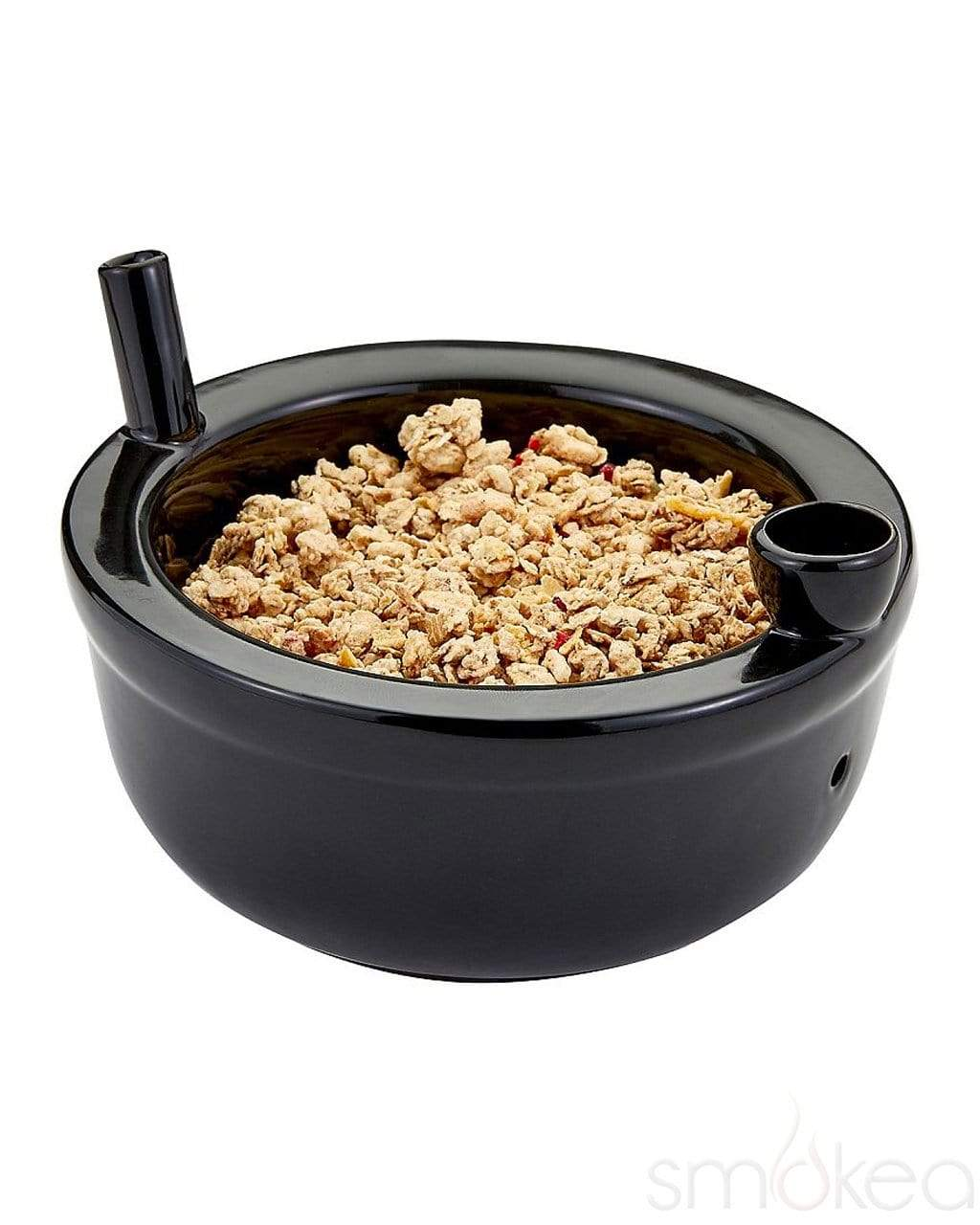 SMOKEA Ceramic Cereal Bowl Pipe - SMOKEA