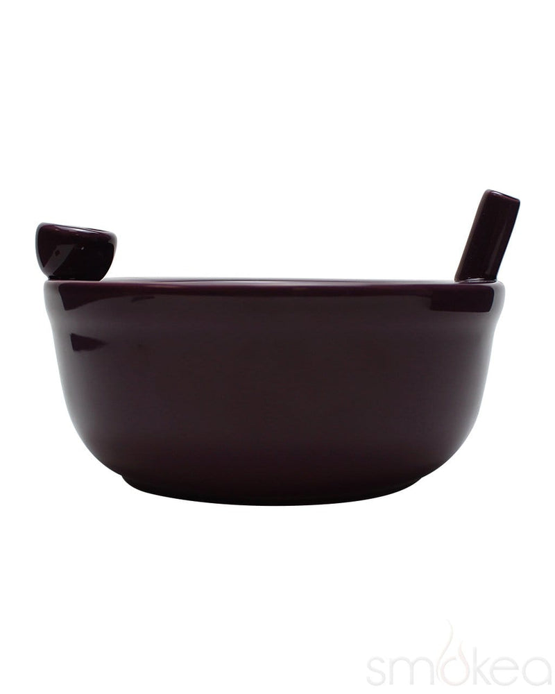 SMOKEA Ceramic Cereal Bowl Pipe - SMOKEA®