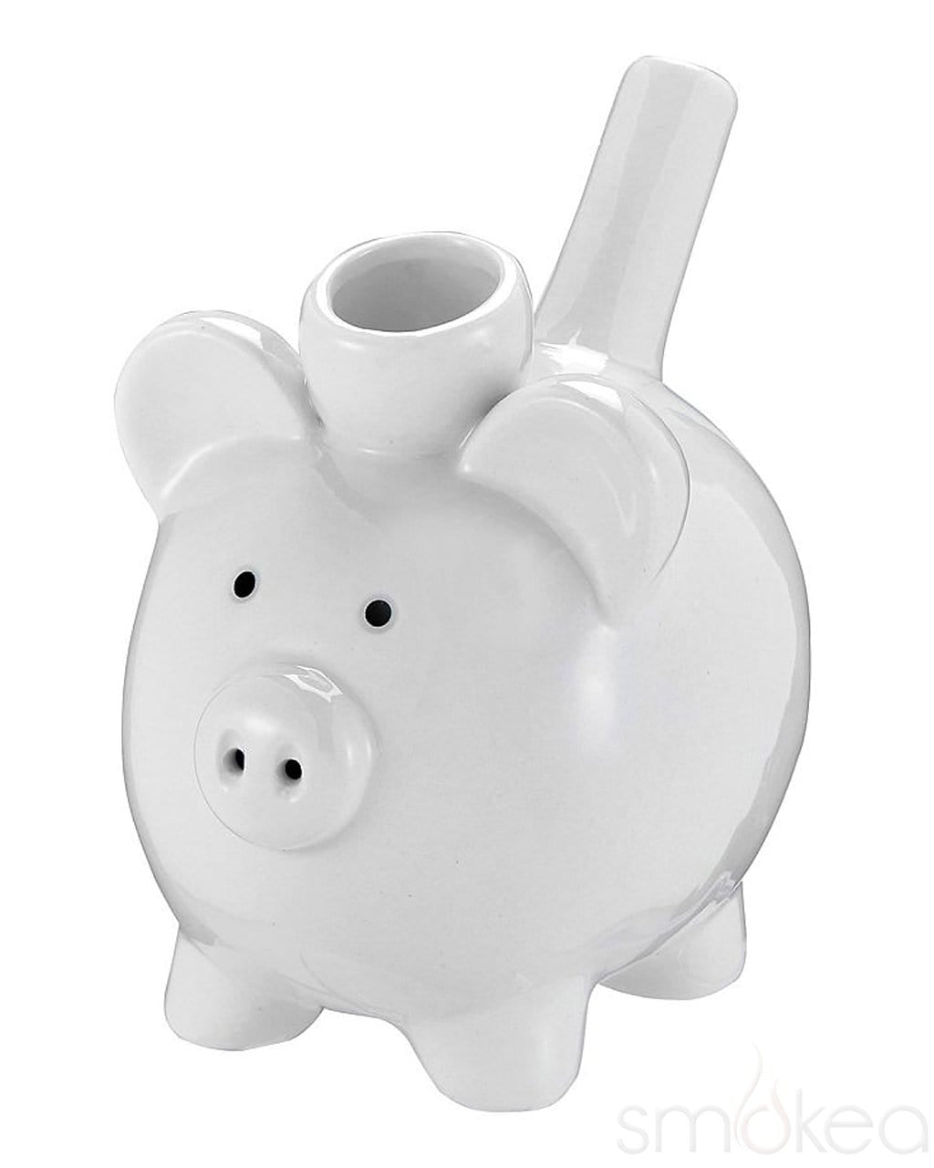 SMOKEA Ceramic Piggy Pipe - SMOKEA