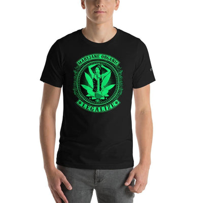 SMOKEA Legalize Short-Sleeve Unisex T-Shirt - SMOKEA®