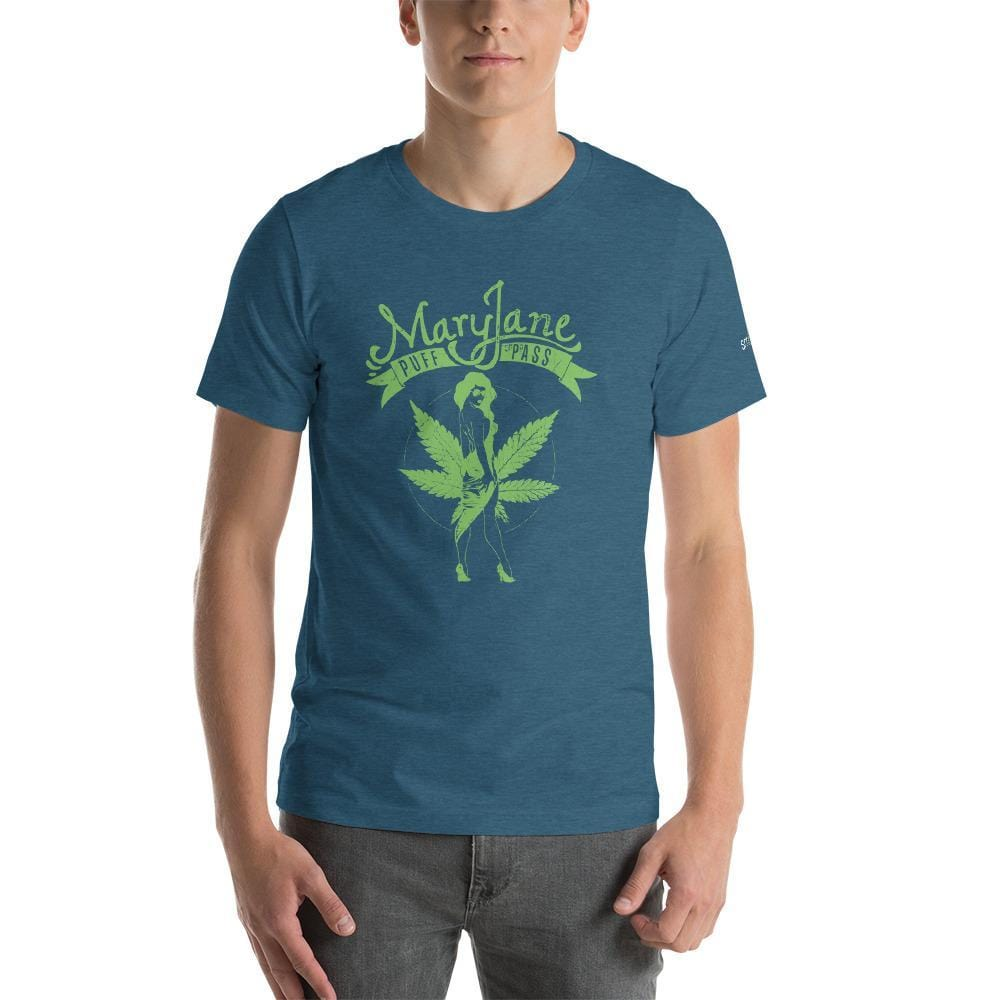 SMOKEA Mary Jane Short-Sleeve Unisex T-Shirt - SMOKEA