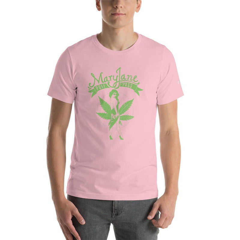 SMOKEA Mary Jane Short-Sleeve Unisex T-Shirt - SMOKEA®