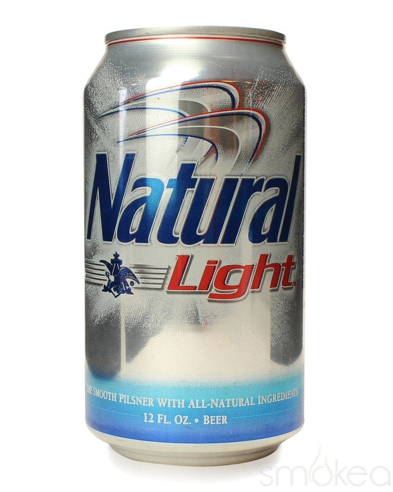 SMOKEA Natural Light Beer Stash Can - SMOKEA