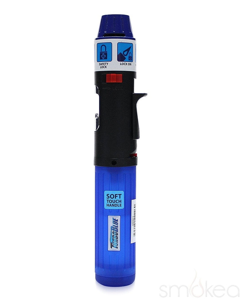 Turbo Blue Torch Stick Butane Lighter w/ Bottle Opener - SMOKEA®